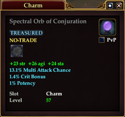 Spectral Orb of Conjuration
