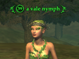 A vale nymph