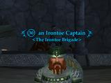 An Irontoe Captain