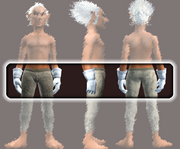 Beguiler's Mitts of the Citadel (Equipped)