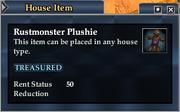 Rustmonster Plushie