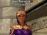 Yori Boswick