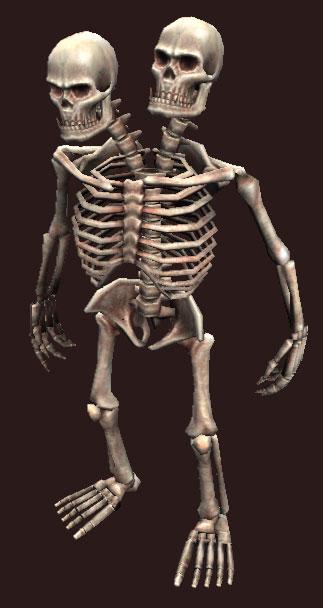 nights of the dead ettin skeleton costume | everquest 2 wiki, Skeleton