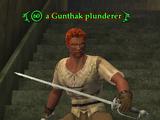 A Gunthak plunderer (Forsaken City)