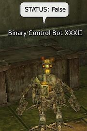 Binary Control Bot