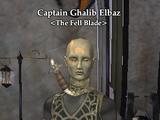 Captain Ghalib Elbaz