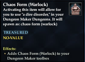 Chaos Form (Warlock) | EverQuest 2 Wiki | FANDOM powered by
