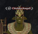 Chieftain Korgull