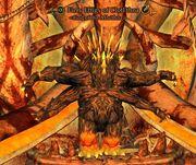 Fiery Effigy of Clotl'thoa (Solo)