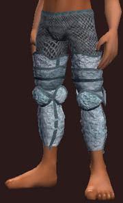Valiant Thief's Chain Leggings (Equipped)