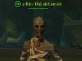 A Rin' Dal alchemist (solo)