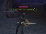 A Thexian dragoon (Fallen Gate)