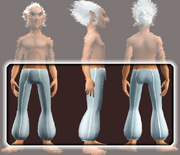 Beguiler's Leggings of the Citadel (Equipped)