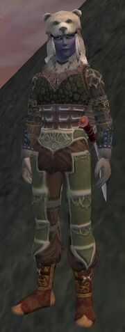 Corrupted Crown of Verdure (Equipped)