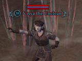 V'nya the Unclean (The Crypt of T'haen)