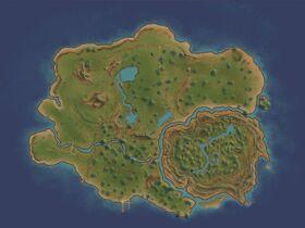 Map enchanted