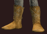 Plain Boots of the Far Seas Traders (Equipped)