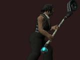 Siren's Ensnaring Staff