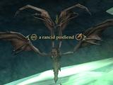 A rancid poxfiend