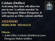 Coldain (Defiler)