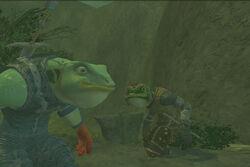 Frogloks - 'Lost' 01