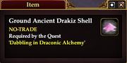 Ground Ancient Drakiz Shell