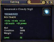 Innoruuk's Cloudy Sigil