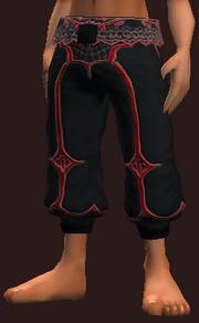 Leviathan Sealed Pantaloons (Equipped)