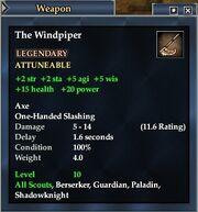 The Windpiper