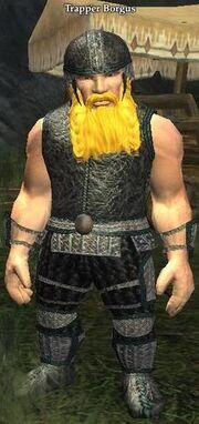 Trapper Borgus