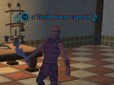A Truth tower captain