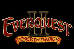 Desert of Flames Logo