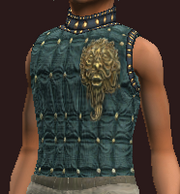 Exquisite woven tunic (Equipped)