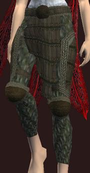 Fine link leggings (Equipped)