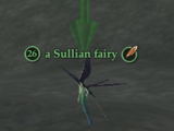A Sullian fairy