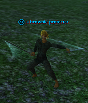 A brownie protector