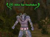 Alliz Tae Soultaker