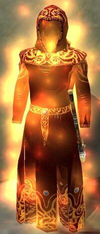 Fiery Magician IV (Master)