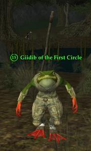 Giidib of the First Circle