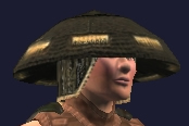 Hoo'Loh's Woven Hat (Equipped)