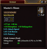 Master's Shoes