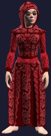 Robe of Loving Tidings (Equipped)