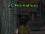 A Black Magi fanatic