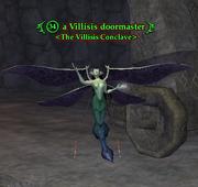 A Villisis doormaster