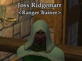 Joss Ridgemarr