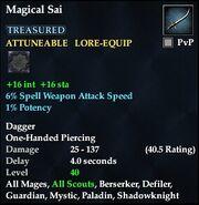 Magical Sai