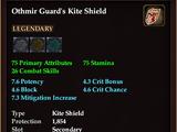 Othmir Guard's Kite Shield