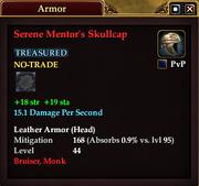Serene Mentor's Skullcap