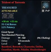 Trident of Torrents
