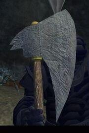 Weapon oresplitter fashion